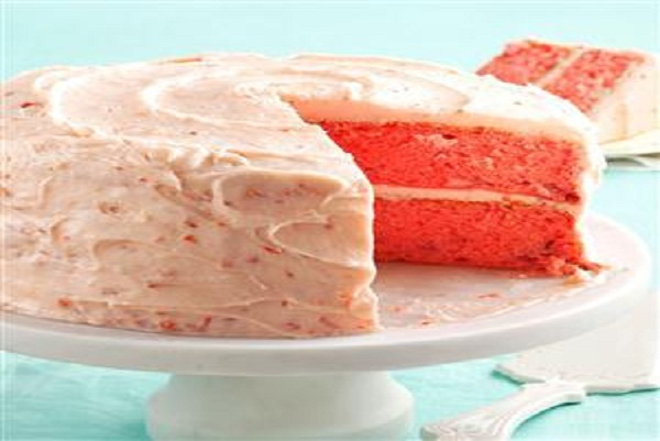 Mamaw Emily S Strawberry Cake Recipe Best Cooking