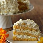 Pineapple-Orange Sunshine Cake