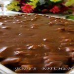 Pioneer Woman's Chocolate Sheet Cake -yummy-