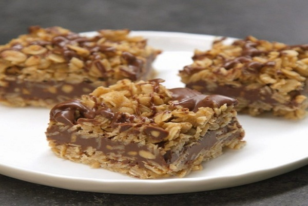 Easy No-Bake Chocolate Oat Bars – Best Cooking recipes In ...