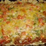 Jeanette's Taco Crunch Casserole