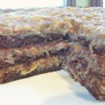 Made From Scratch German Chocolate Cake