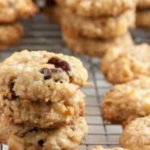 Dried Cranberry–White Chocolate Chip Cookies