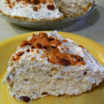BEST BUTTERFINGER PIE