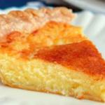 Mama's Buttermilk Pie