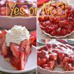 The Best Fresh Strawberry Pie