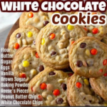 REESE'S PIECES Peanut Butter Chip Cookies