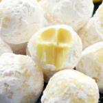 Chocolate Lemon Truffles!
